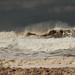 Foamy sea by kasia-aus