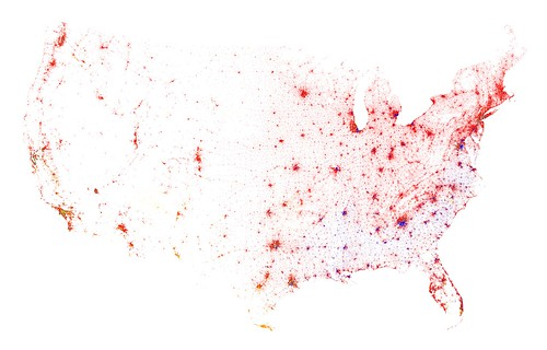 Contiguous United States, Census 2010