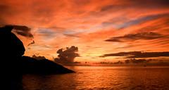 Rising Sun in Thaïland