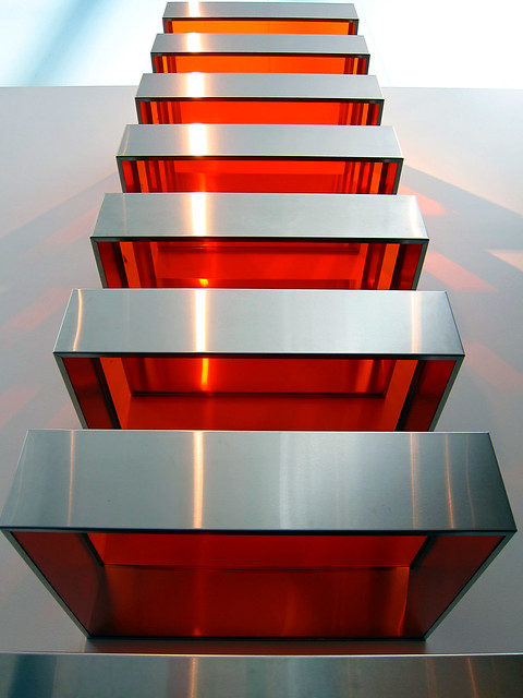 Donald judd stacks for Donald judd stack 1972