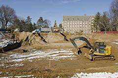 demolition(0.0), quarry(0.0), soil(1.0), sand(1.0), vehicle(1.0), construction equipment(1.0), bulldozer(1.0), construction(1.0),