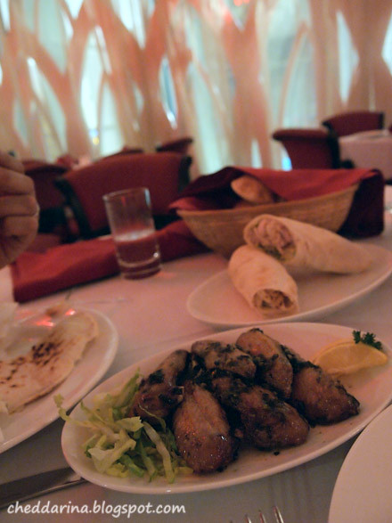 Cheddarina al amar lebanese cuisine for Al amar lebanese cuisine
