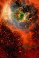 Nebula iPhone Background