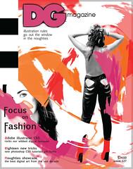 DG Magazine Cover Competition