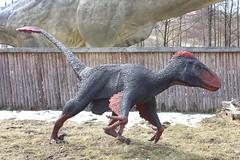 Dino and Theme Parks / Parki jurajskie i bajek