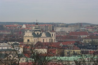Imageof Vilniaus Šv. Nikolajaus Stebukladario palaikų Pernešimo cerkvė. church église lithuania vilnius casimir lituanie