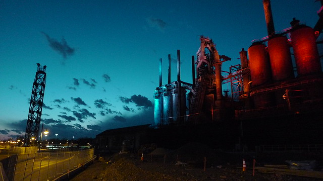500 x 281 jpeg 87kB, Steelstacks - bethlehem steel | Flickr - Photo ...