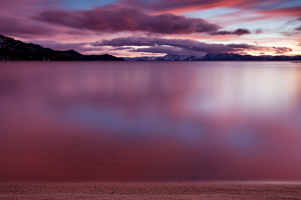 Sand Harbor Sky