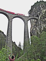 In awe of a bridge