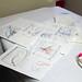 Small photo of Apnea test sketches