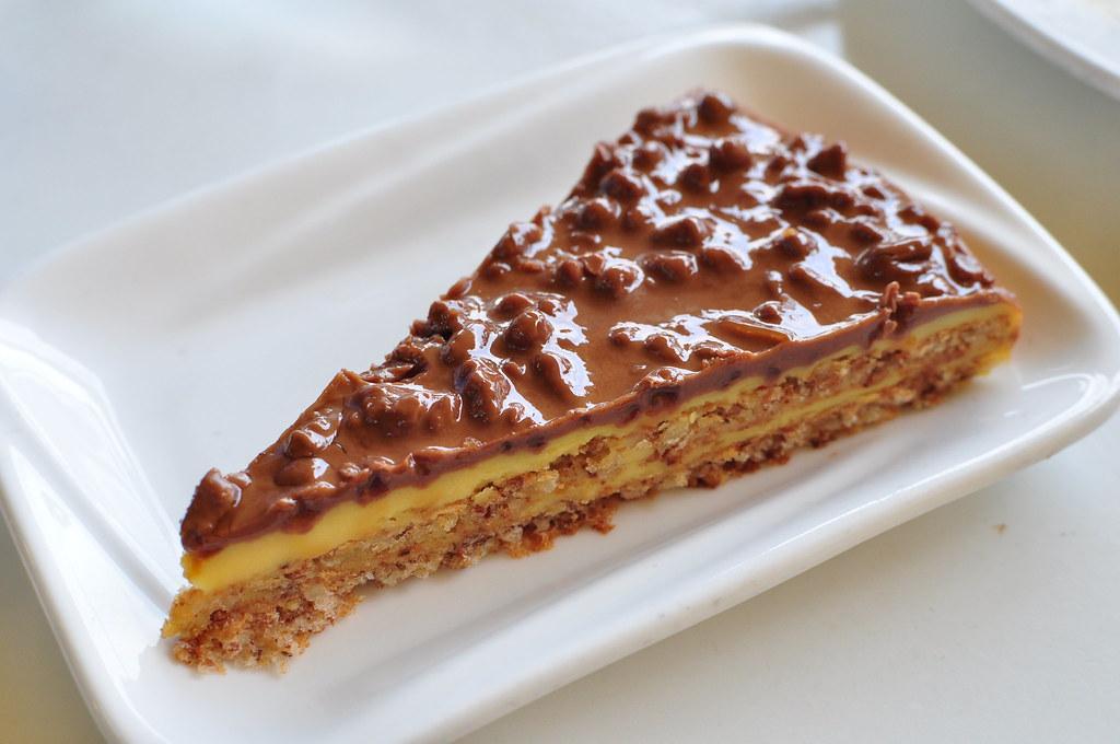 Ikea Tampines Daim Cake Marshmallow Princess Flickr