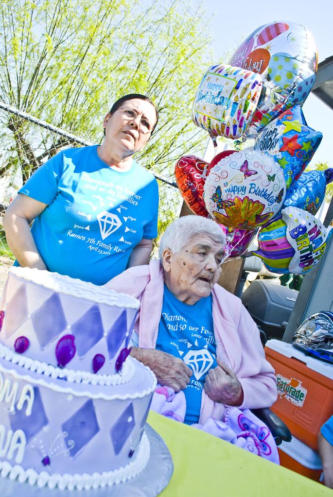 Happy 94th Birthday Vitalina Sanchez