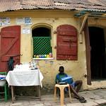 Shop in Cap-Haitien, Haiti