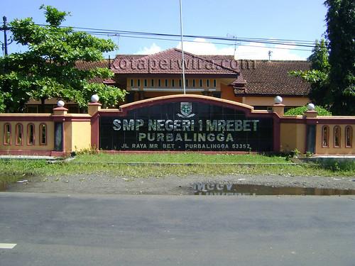 SMP Negeri 1 Mrebet