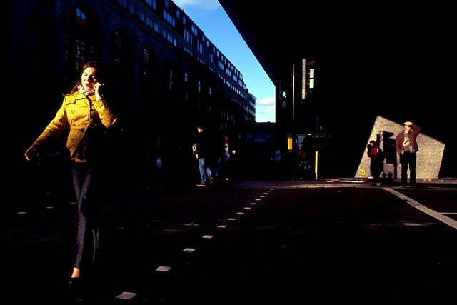 New Oxford Street - 35 Fantastic Color Street Photographs