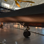 Steven F. Udvar-Hazy Center: SR-71 Blackbird (starboard profile)