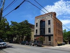 Abercorn and Charlton Street, Savannah, Georgia
