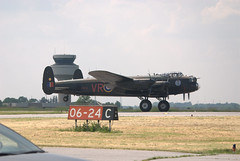 aviation, military aircraft, airplane, propeller driven aircraft, vehicle, avro lancaster, air force,