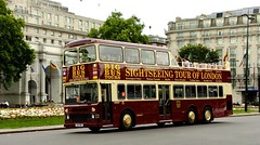 London's Big Bus Tour