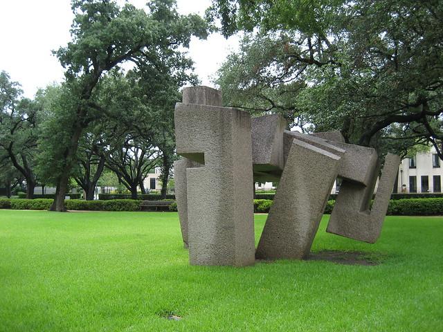 Houston Musuem Of Natural Science Parking