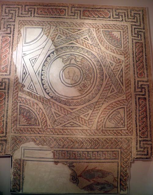 Venus Mosaic, Corinium Museum (Cirencester)