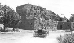 15608 Grand Canyon Historic Hopi House c. 1914