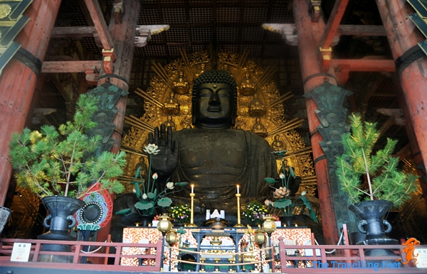 Big Buddha or Daibatsu