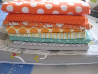 DQS10 fabrics