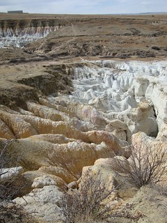 Maze, Paint Mines, Colorado