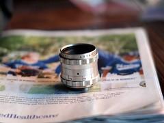 Lytar 25mm f1.9 C-mount Lens