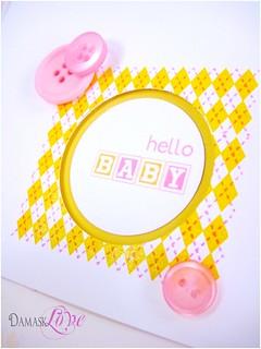 Hello Baby Girl Close