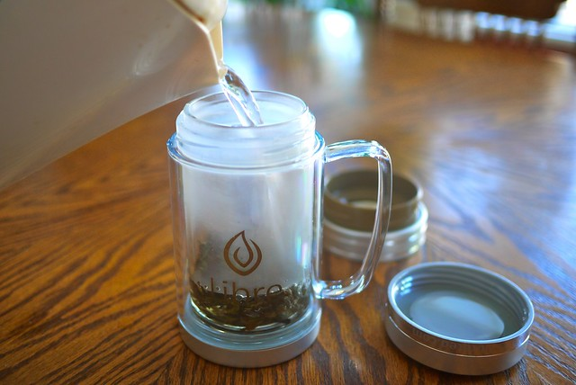Libre Glass'n Poly Mug | Loose Leaf Tea