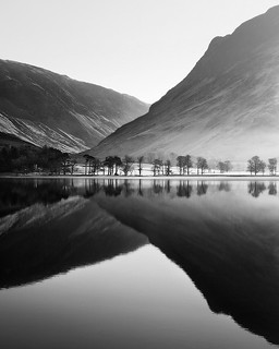 Buttermere dawn II
