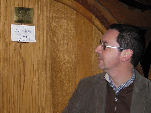 Rozhovor: Andrea Contucci Moji předkové pěstují víno od 12. století