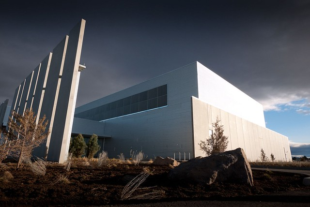 FaceBook's Prineville Data Centre