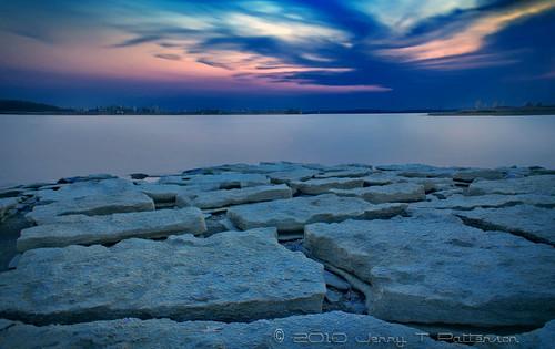 ocean sunset bw lake water clouds sunrise canon dawn dusk parks patterson filters polarizer singray gnd 60d mygearandme