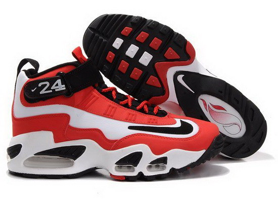 Nike Red Sports Shoes