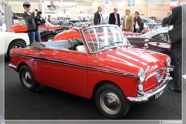 1960 autobianchi bianchina cabriolet 01 the autobianchi