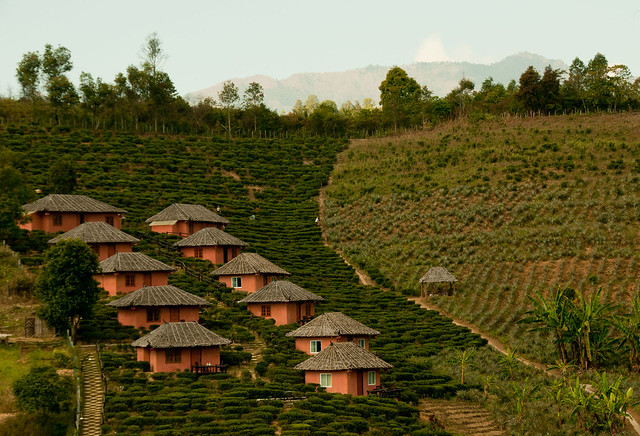 Houses on the Hill, Mae Hong Son