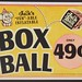 Jack's Box Ball sign