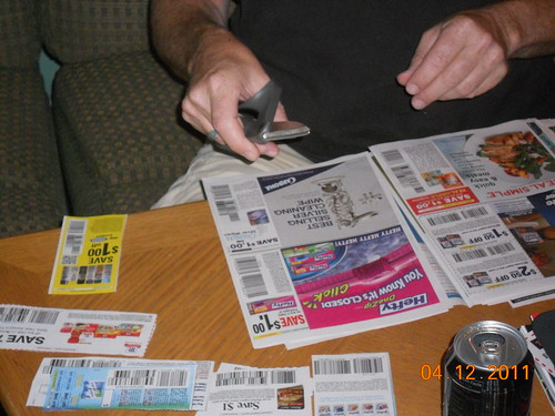 Extreme Couponing and Kmart