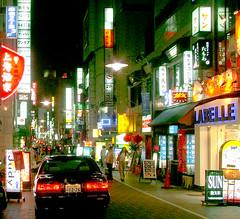 AkasakaStreetNight