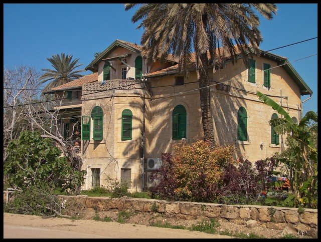 Bethlehem of galilee templer s architecture 3 flickr photo