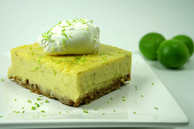 Key Lime Pie Bars | Flickr - Photo Sharing!