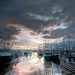 Steveston Harbor, Vancouver BC by trainerKEN.