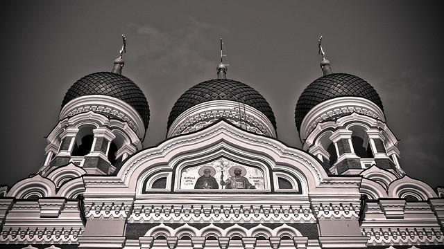 0208 - Estonia, Tallinn, Alexander Nevsky Cathedral
