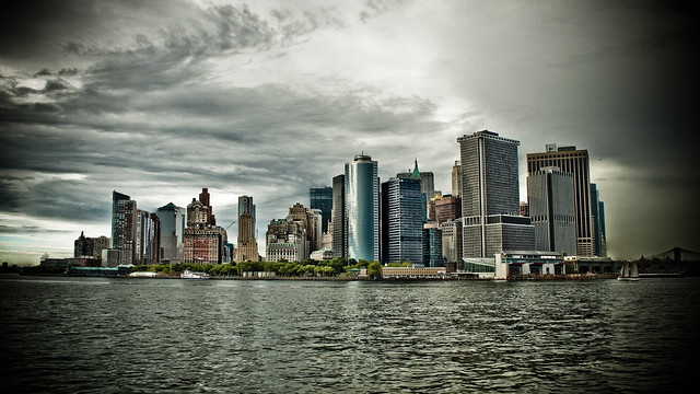 0200 - USA, New York, Manhattan HDR