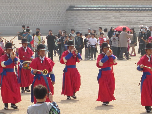South Korea - Pageantry