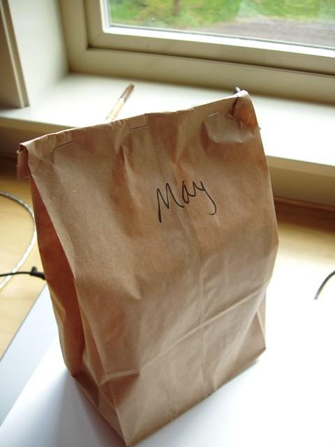May SIBC bag