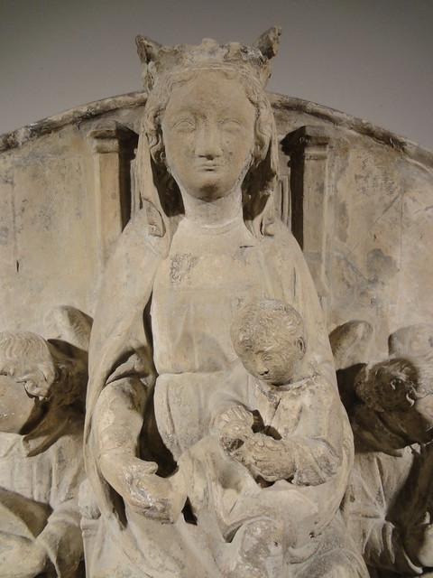 Virgin & Child, 15th century (possibly Burgandy) | Flickr ...